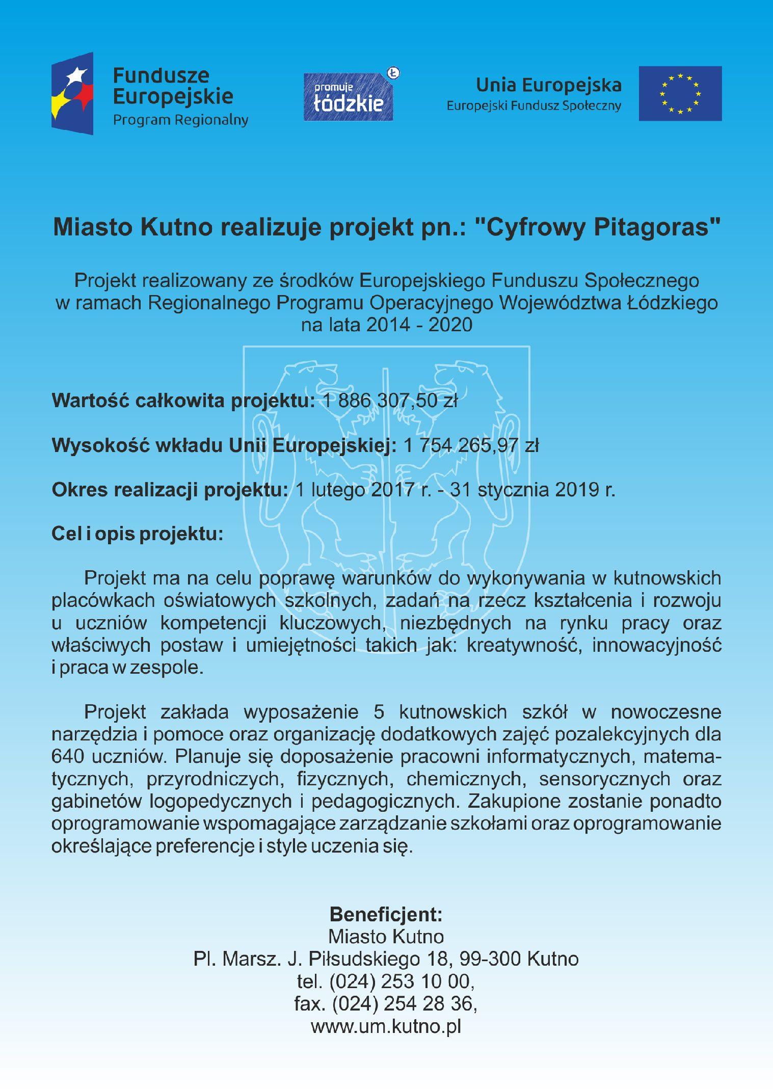 Cyfrowy Pitagoras